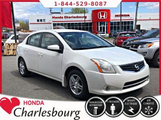 Used 2010 Nissan Sentra 2.0 **AUTOMATIQUE**BAS KM** for sale in Charlesbourg, QC