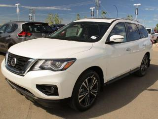 New 2019 Nissan Pathfinder Platinum 4dr 4WD Sport Utility for sale in Edmonton, AB