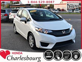 Used 2015 Honda Fit LX **UN PROPRIÉTAIRE** for sale in Charlesbourg, QC