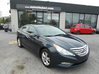 Used 2011 Hyundai Sonata LIMITED for sale in St-Hubert, QC