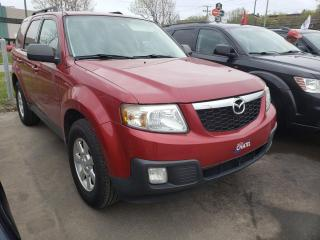 Used 2010 Mazda Tribute GS AWD ***JAMAIS ACCIDENTE*** for sale in Québec, QC
