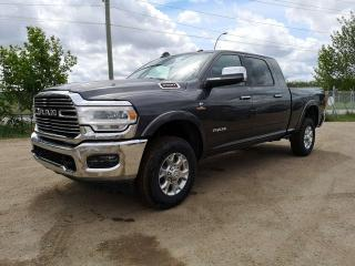 New 2019 RAM 2500 Laramie 4x4 Mega Cab for sale in Edmonton, AB