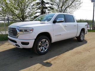 New 2019 RAM 1500 Longhorn 4x4 Crew Cab for sale in Edmonton, AB