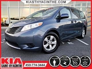 Used 2014 Toyota Sienna 7 Passagers for sale in St-Hyacinthe, QC