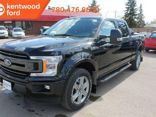 New 2019 Ford F-150 XLT 302A, 4X4 Supercrew, 3.5L Ecoboost, Auto Start/Stop, Keyless Entry, Rear View Camera, and NAV for sale in Edmonton, AB