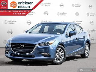 Used 2017 Mazda MAZDA3 GS: GREAT GAS MILEAGE! for sale in Edmonton, AB