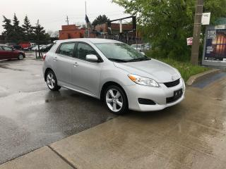 Used 2010 Toyota Matrix 2.4L,GAS SAVER,151K,SAFETY+3YEARS WARRANTY INCLUDE for sale in Toronto, ON