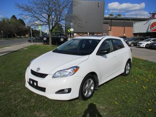 Used 2013 Toyota Matrix ~SUNROOF~ALLOY RIMS~BLUETOOTH~CERTIFIED for sale in Toronto, ON