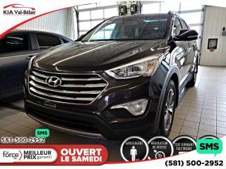 Used 2016 Hyundai Santa Fe XL *XL LUXURY*TOIT*AIR*AWD*CRUISE*6 PLACES for sale in Québec, QC