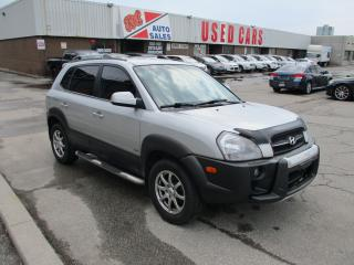 Used 2007 Hyundai Tucson GL ~ ViVa Pkg for sale in Toronto, ON