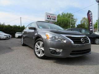 Used 2014 Nissan Altima 2.5 SV TECHNOLOGIE -- GPS - TOIT - MAGS for sale in Repentigny, QC