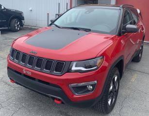 Used 2018 Jeep Compass for sale in Val-D'or, QC