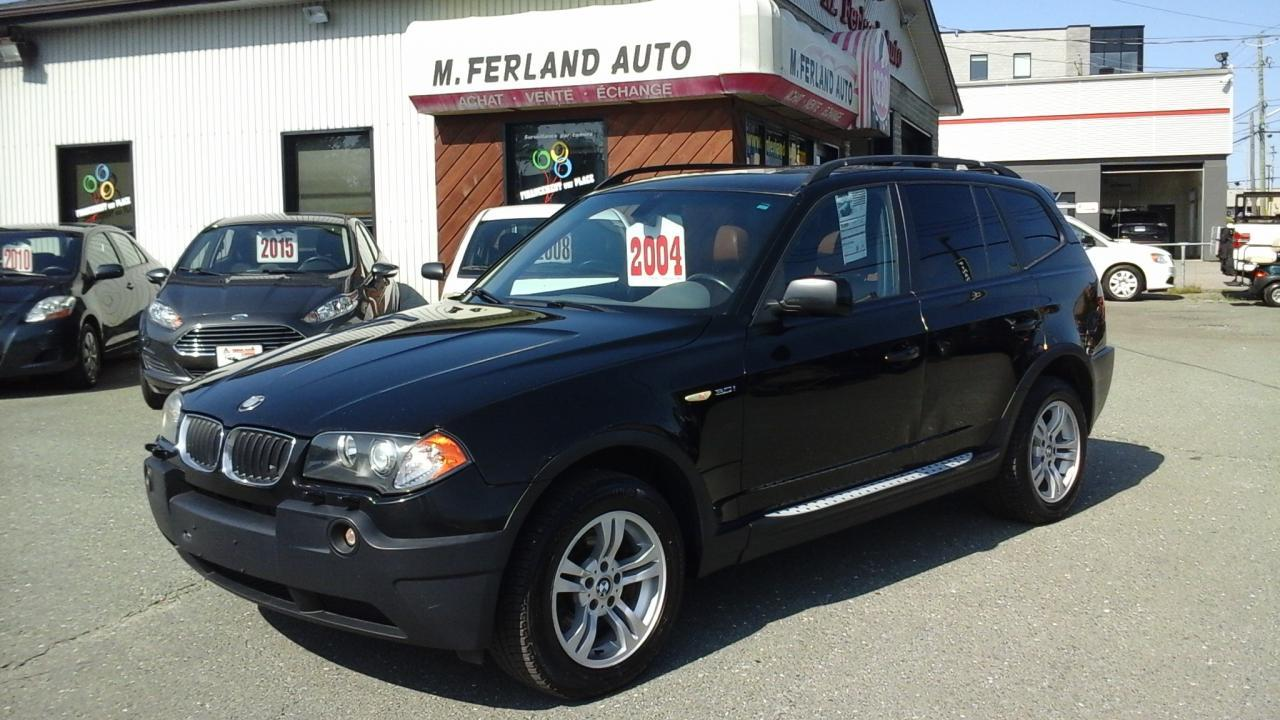 Used 2004 Bmw X3 For Sale In Sherbrooke Quebec Carpages Ca