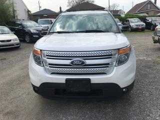 Used 2013 Ford Explorer XLT for sale in Hamilton, ON