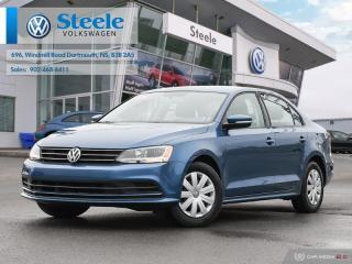 Used 2016 Volkswagen Jetta TRENDLINE+ for sale in Dartmouth, NS