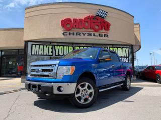 Used 2013 Ford F-150 XLT+XTR+4X4+CHROME WHLS+LOADED for sale in Toronto, ON