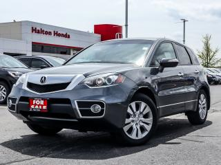Used 2011 Acura RDX 5-Spd AT SH-AWD with Technology Package for sale in Burlington, ON