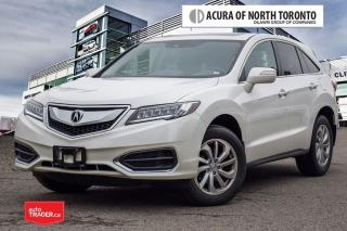 Used 2017 Acura RDX Tech at 7 Yrs Warranty Included| Dealer Serviced for sale in Thornhill, ON
