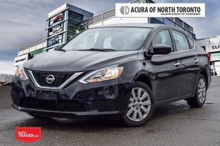 Used 2017 Nissan Sentra 1.8 S CVT ONE Owner NO Accidents for sale in Thornhill, ON