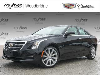 Used 2015 Cadillac ATS Luxury AWD, SUNROOF, BOSE, NAV for sale in Woodbridge, ON