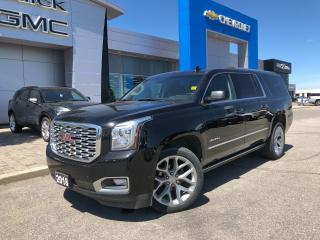Used 2018 GMC Yukon XL for sale in Barrie, ON