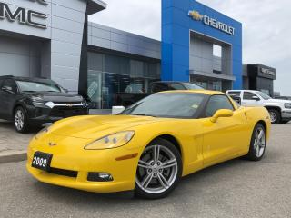 Used 2009 Chevrolet Corvette for sale in Barrie, ON
