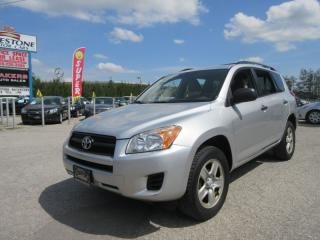 Used 2010 Toyota RAV4 4WD / ONE OWNER for sale in Newmarket, ON