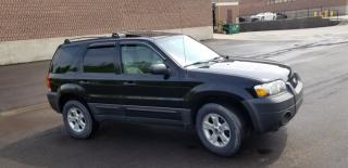 Used 2007 Ford Escape 4WD 4dr Auto XLT for sale in Mississauga, ON