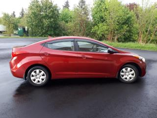 Used 2012 Hyundai Elantra 4DR SDN for sale in Mississauga, ON