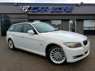 Used 2011 BMW 3 Series 328i xDrive Wagon, 6 Speed, Pano, Warranty for sale in Calgary, AB
