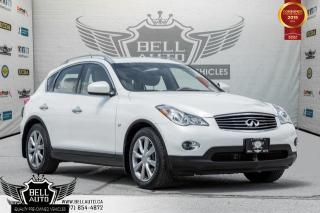 Used 2015 Infiniti QX50 BACK-UP CAM, SUNROOF, LEATHER, PUSH START, BLUETOOTH for sale in Toronto, ON