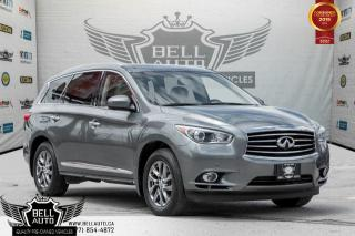 Used 2015 Infiniti QX60 PREMIUM, AWD, NAVI, BACK-UP CAM, SUNROOF, LEATHER, BLUETOOTH for sale in Toronto, ON