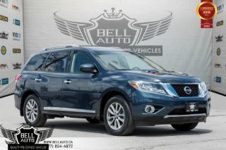 Used 2016 Nissan Pathfinder SL, PREMIUM TECH, 7 PASS, AWD, NAVI, BLINDSPOT, 360 CAM, PANO ROOF for sale in Toronto, ON