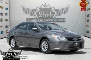 Used 2017 Toyota Camry LE, BACK-UP CAM, BLUETOOTH, VOICE CMND, A/C, CRUISE CNTRL for sale in Toronto, ON