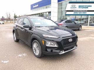 New 2019 Hyundai KONA 2.0L Luxury AWD  - Sunroof -  Leather Seats - $170.64 B/W for sale in Brantford, ON