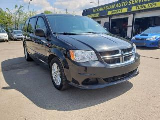 Used 2014 Dodge Grand Caravan SXT-STOW-N-GO-ONE OWNER-NO ACCIDENTS-LOW Payments for sale in Edmonton, AB