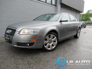 Used 2007 Audi A6 3.2 for sale in Richmond, BC