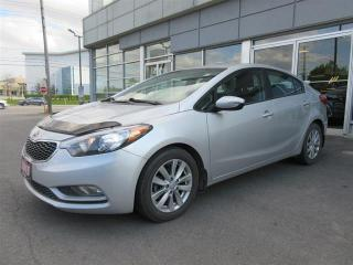 Used 2015 Kia Forte LX+ Automatic 1.8L LX+ / Heated seats/Bluetooth/Power package/Blow out Price for sale in Mississauga, ON