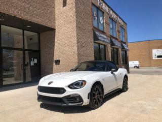 Used 2017 Fiat 124 Spider 124 SPIDER for sale in Concord, ON