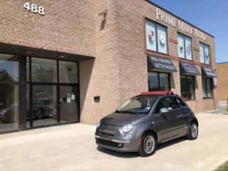 Used 2013 Fiat 500 C 500C for sale in Concord, ON