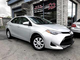 Used 2018 Toyota Corolla CE CVT for sale in Longueuil, QC