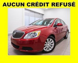 Used 2015 Buick Verano CLIMATISEUR *100% APPROUVÉ* for sale in St-Jérôme, QC