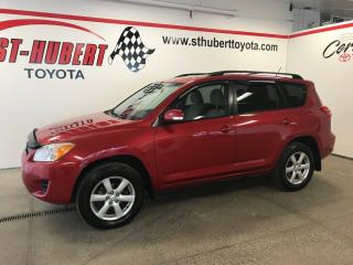 Used 2011 Toyota RAV4 T.ouvrant, Fwd, Mags for sale in St-Hubert, QC