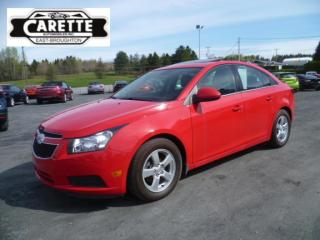 Used 2014 Chevrolet Cruze Lt Cuir-Toit for sale in East broughton, QC