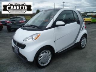Used 2015 Smart fortwo Cuir for sale in East broughton, QC
