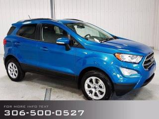 New 2019 Ford EcoSport SE, Demo Special! for sale in Moose Jaw, SK