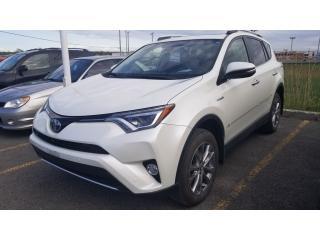 Used 2016 Toyota RAV4 LTD for sale in Terrebonne, QC