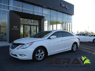 Used 2012 Hyundai Sonata GLS for sale in Chambly, QC
