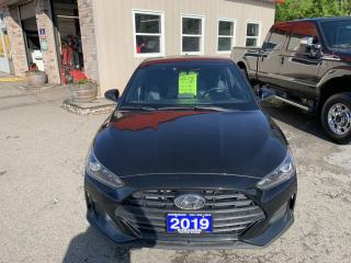 Used 2019 Hyundai Veloster 2.0 GL for sale in Morrisburg, ON