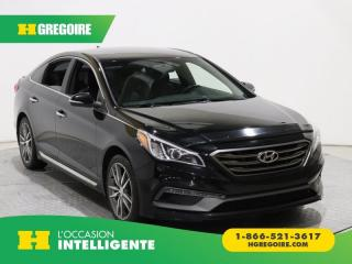 Used 2015 Hyundai Sonata 2.0T A/C GR ELECT for sale in St-Léonard, QC
